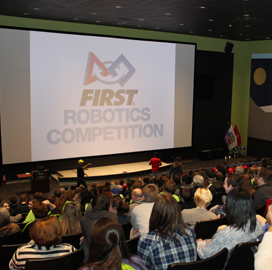 ExecutiveBiz - NASA Center to Host Opening Event of High School Robotic Competition