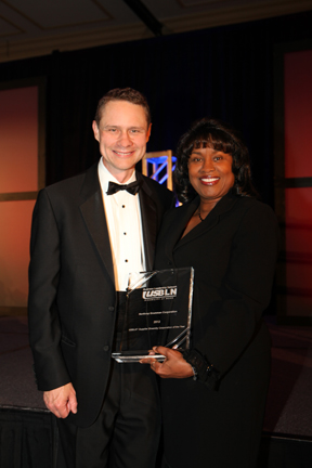 Northrop Named Supplier Diversity Corporation of the Year; Gloria Pualani Comments - top government contractors - best government contracting event