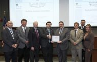 Northrop Station Receives 2nd Straight FAA Diamond Award; Carl Smith Comments