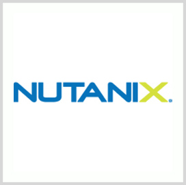 Nutanix to Deliver Cloud Computing Software to DoD Agency; Chris Howard Quoted - top government contractors - best government contracting event