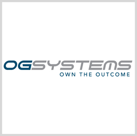 OGSystems Lands Spot on 2016 Inc. 500|5000 List; Omar Balkissoon Comments - top government contractors - best government contracting event
