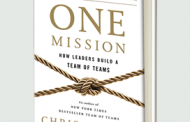 McChrystal Group Announces Release of 'One Mission' Book With Foreword From Army Vet Stan McChrystal
