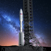 """Orbital ATK Unveils """"˜OmegA' Rocket for Air Force EELV Program at Space Symposium - top government contractors - best government contracting event"""