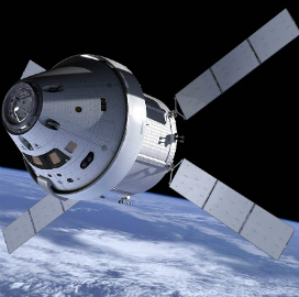 Mike Hawes: Lockheed Eyes Cost Reduction on Orion Spacecraft Through Reuse - top government contractors - best government contracting event