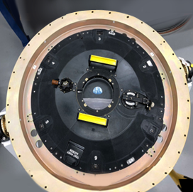 Lockheed, PADT, Stratasys Collaborate on 3D Printing for NASA Spacecraft Parts - top government contractors - best government contracting event