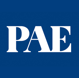 PAE Marks 60-Year Anniversary; John Heller Comments - top government contractors - best government contracting event