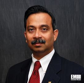 Unisys' PV Puvvada Gets 2015 FedScoop Industry Leadership Award - top government contractors - best government contracting event