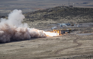 Orbital ATK Demos Rocket Motor Orion Spacecraft's 2019 Launch Abort System Test