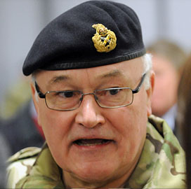 UK Army Vet Peter Wall Joins General Dynamics Board; Phebe Novakovic Comments - top government contractors - best government contracting event