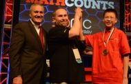 Alec Sun Wins Raytheon Natl Math Competition; William Swanson Comments