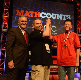 Alec Sun Wins Raytheon Natl Math Competition; William Swanson Comments - top government contractors - best government contracting event