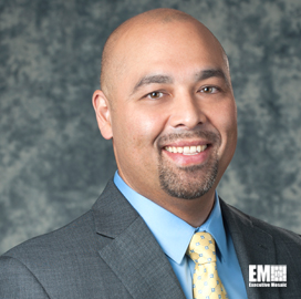 Executive Profile: Tarik Reyes, Northrop Grumman VP of BD for Federal Mission Programs - top government contractors - best government contracting event