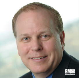 Executive Profile: Richard Martin, CGI Federal VP of Healthcare - top government contractors - best government contracting event