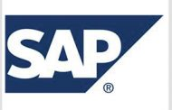 SAP Recognized at White House Event for Healthcare Big Data Partnerships