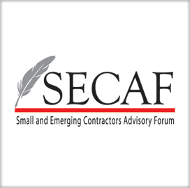 Small and Emerging Contractors Advisory Forum Announces 10th Annual Government Contractor Awards - top government contractors - best government contracting event