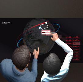 Charles River Analytics to demo mixed reality C2 app for space battle management - top government contractors - best government contracting event