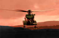 Lockheed Martin Subsidiary Helicopter Featured in New Television Series