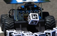 NASA Kennedy Center Hosts Robotic Programming Competition for Students