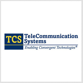 TeleCommunication Systems Wins $48M DoD C4 IDIQ Position; Michael Bristol Comments - top government contractors - best government contracting event