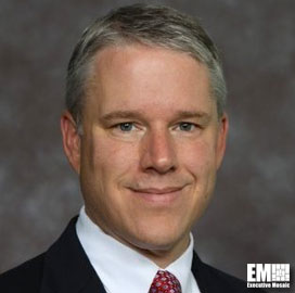 Executive Profile: Timothy Hurlebaus, CGI Federal, Senior Vice President for National Security and Defense Programs - top government contractors - best government contracting event