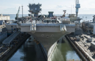 HII shipbuilding division inactivates Navy's USS Enterprise; Chris Miner comments