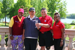 Golf Tournament Raises Money for Scholarships - top government contractors - best government contracting event