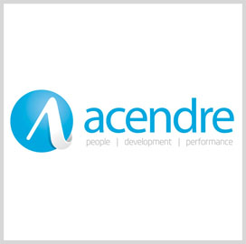 Sudeep Dharan Joins Acendre as CTO; Mike Giuffrida Comments - top government contractors - best government contracting event