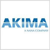 Akima Subsidiary Receives $82M Air Combat Command Support Task Order - top government contractors - best government contracting event