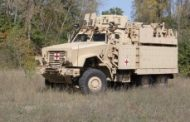 BAE Builds Fortified Ambulance for Combat
