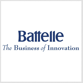 Jeff Geppert Appointed a Battelle Senior Research Lead; Sudip Parikh Comments - top government contractors - best government contracting event