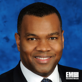 Executive Profile: Horace Blackman, Lockheed VP of Health and Life Sciences - top government contractors - best government contracting event