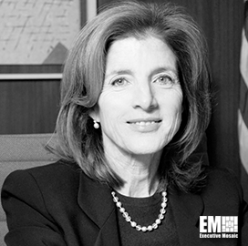 Former US Ambassador Caroline Kennedy Elected to Boeing Board - top government contractors - best government contracting event