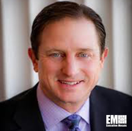 Executive Profile: Chris Raymond, Boeing Electronic & Information Solutions Division VP, GM - top government contractors - best government contracting event