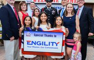 Engility Raises $28K for Wounded Vet Housing Initiative; Tony Smeraglinolo Comments