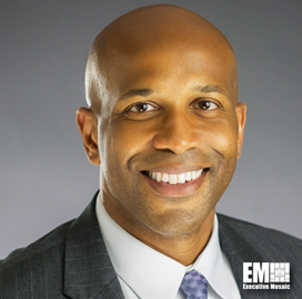 Executive Profile: Tony Frazier, Gov't Solutions SVP at DigitalGlobe - top government contractors - best government contracting event