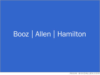 Booz Allen Offering Key Executives As Keynote Speakers - top government contractors - best government contracting event