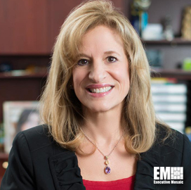 Julie Gravallese: 10 Female Mitre Employees Receive Honors at Magazine's STEM Conference - top government contractors - best government contracting event