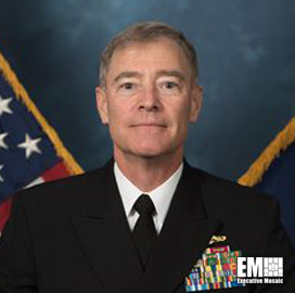 Vice Adm. Frederick Roegge Named National Defense University President - top government contractors - best government contracting event