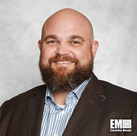 Woolpert Names Geospatial Scientist Nathan Hopper as Program Manager for National Security - top government contractors - best government contracting event