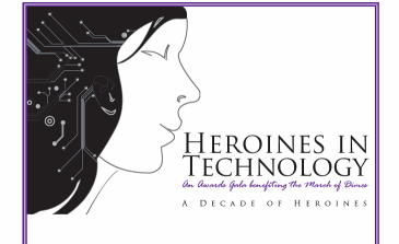 Heroines in Technology Honors Female Tech Execs - top government contractors - best government contracting event