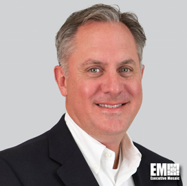 Executive Profile: Shane Imwalle, Woolpert SVP and Director of Client Services - top government contractors - best government contracting event
