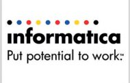 Informatica Names Finalists of Innovation Awards; Marge Breya Comments