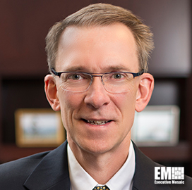 Executive Profile: John Wilson, Programs & Technology VP at Mitre's Center for National Security - top government contractors - best government contracting event