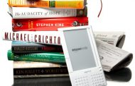E-Books Outsell Hardcovers on Amazon
