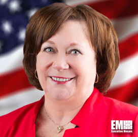 Executive Profile: Susan Lawrence, SVP for Defense at Booz Allen Hamilton - top government contractors - best government contracting event
