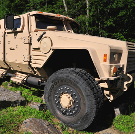 Lockheed Completes Manufacturing Review for JLTV Ahead of Production - top government contractors - best government contracting event