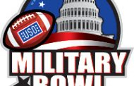 Military Bowl Offers Holiday Cheer to USO and Youth Football Leagues