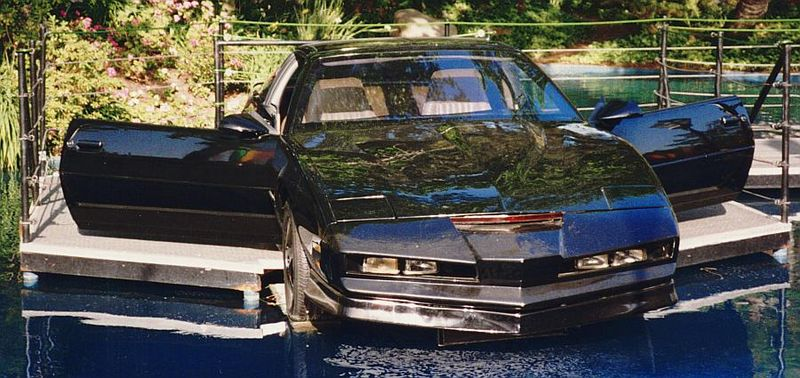 """""""˜Knight Rider' Comes to Life with New Talking Cars - top government contractors - best government contracting event"""