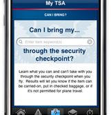 TSA Promotes New Mobile App for Frequent Flyers - top government contractors - best government contracting event