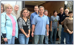 MTSI Employees Volunteer with the Hope Foundation to Assist Needy Families
